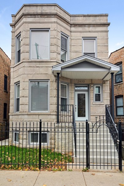 2432 N California Avenue, Chicago, IL 60647 - #: 10508881