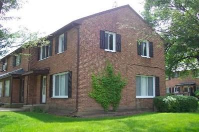 3628 Western Avenue UNIT 3628, Park Forest, IL 60466 - #: 10508965
