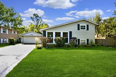 1543 Amarillo Drive, Carpentersville, IL 60110 - #: 10509046