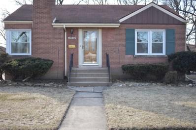 18352 Marshfield Avenue, Homewood, IL 60430 - MLS#: 10509235