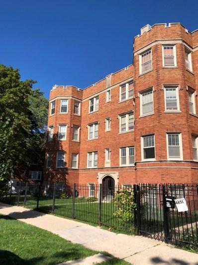 4855 N Drake Avenue UNIT 3, Chicago, IL 60625 - #: 10509348