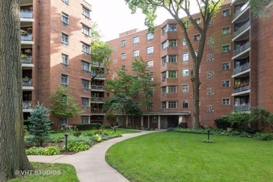 1860 Sherman Avenue UNIT 6SE, Evanston, IL 60201 - #: 10509649