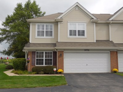 5772 Wildspring Drive, Lake in the Hills, IL 60156 - #: 10510152