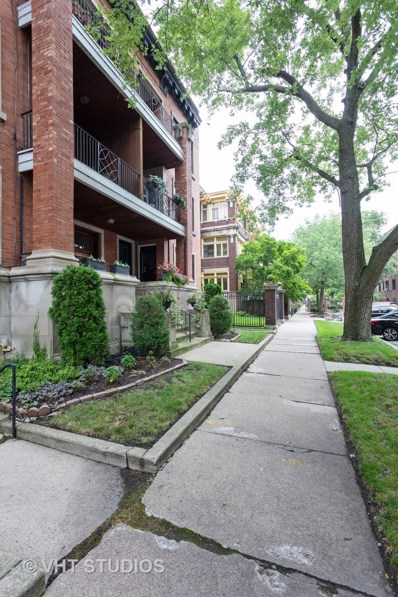 5464 S Everett Avenue UNIT 3N, Chicago, IL 60615 - #: 10510317