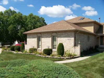 22600 Parkview Drive, Richton Park, IL 60471 - #: 10510320