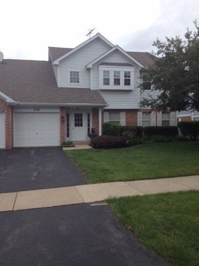 865 Quin Court UNIT 102, Naperville, IL 60563 - #: 10510445