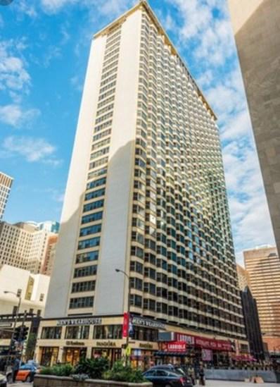 535 N Michigan Avenue UNIT 2411, Chicago, IL 60611 - #: 10510507