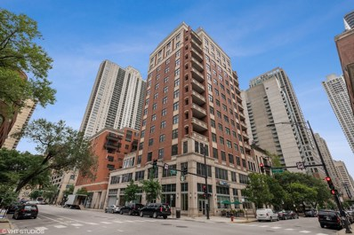 30 W Erie Street UNIT 1001, Chicago, IL 60654 - #: 10510673