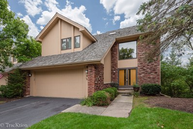 52 Oak Creek Drive, Burr Ridge, IL 60527 - #: 10510676