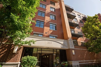 333 N Jefferson Street UNIT 507, Chicago, IL 60661 - #: 10511244