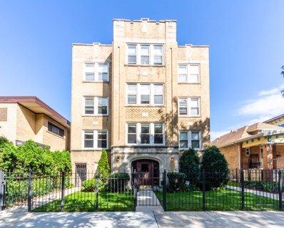 5829 N Paulina Street UNIT 1W, Chicago, IL 60660 - #: 10511276
