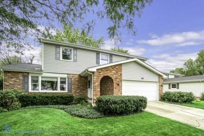 48 Schreiber Avenue, Roselle, IL 60172 - #: 10511973