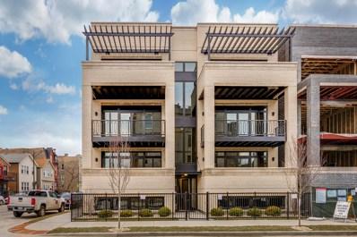 1350 W Walton Street UNIT 3W, Chicago, IL 60642 - #: 10512099