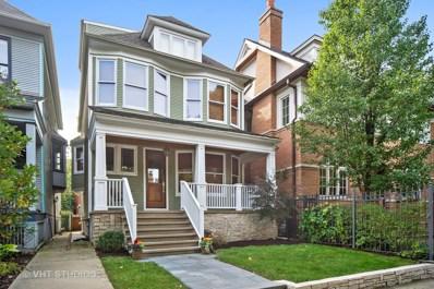 1457 W BELLE PLAINE Avenue, Chicago, IL 60613 - #: 10512193