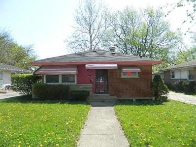 16329 Winchester Avenue, Markham, IL 60428 - #: 10512261