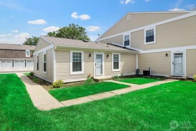 307 Somerset Lane UNIT 307, Vernon Hills, IL 60061 - #: 10512430