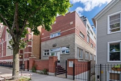 1461 N Paulina Street UNIT 1F, Chicago, IL 60622 - #: 10512995