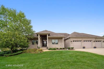 17803 Saint Andrews Drive, Marengo, IL 60152 - #: 10513080