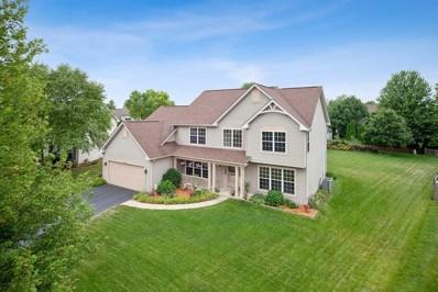 427 Stonewater Lane, Oswego, IL 60543 - #: 10513265