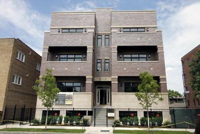 2712 W Montrose Avenue UNIT 3E, Chicago, IL 60618 - #: 10513309