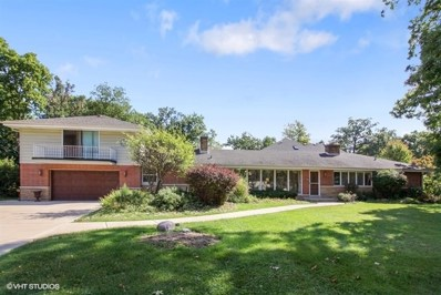 191 Twin Oaks Drive, Oak Brook, IL 60523 - #: 10513419