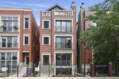 1414 W Chestnut Street UNIT 1, Chicago, IL 60642 - #: 10513479