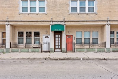 6744 16th Street UNIT B, Berwyn, IL 60402 - #: 10513536
