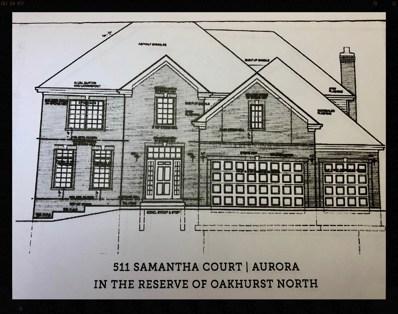 511 Samantha Court, Aurora, IL 60502 - #: 10513569