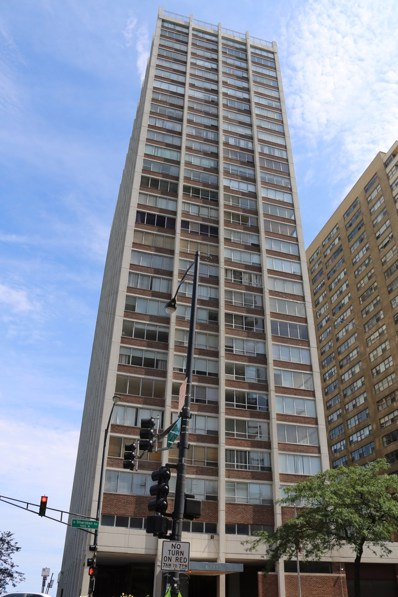 6171 N Sheridan Road UNIT 1412, Chicago, IL 60660 - #: 10513904