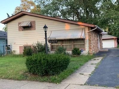 16433 Wolcott Avenue, Markham, IL 60428 - #: 10514132