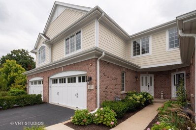 83 Waters Edge Court, Glen Ellyn, IL 60137 - #: 10514150