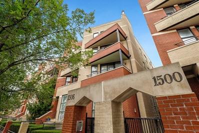 1506 W Grand Avenue UNIT 1E, Chicago, IL 60642 - #: 10514181
