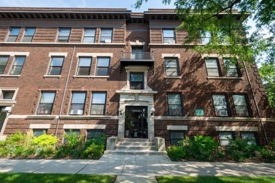 5343 S Ellis Avenue UNIT G-2, Chicago, IL 60615 - #: 10514202