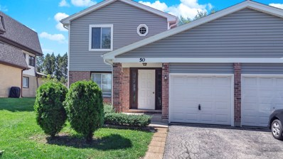 50 Terry Drive UNIT D, Roselle, IL 60172 - #: 10514258