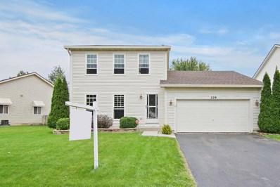 229 Saratoga Lane, Romeoville, IL 60446 - #: 10514282