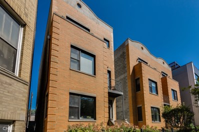 2918 W Palmer Street W UNIT 3, Chicago, IL 60647 - #: 10514363