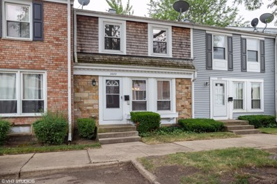 2223 Clifton Place, Hoffman Estates, IL 60169 - #: 10514417
