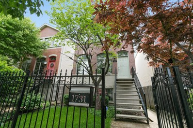 1731 N Rockwell Street, Chicago, IL 60647 - #: 10514555