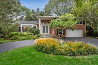 726 Brookvale Terrace, Glencoe, IL 60022 - #: 10514655