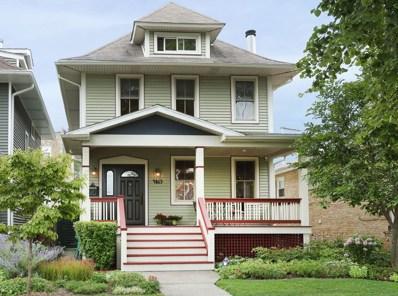 4863 W Berteau Avenue, Chicago, IL 60641 - #: 10514725