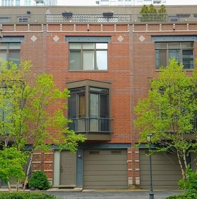 310 N Clinton Street UNIT D, Chicago, IL 60661 - #: 10515034
