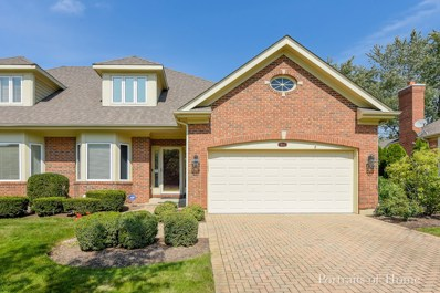 851 Pinegrove Court, Wheaton, IL 60187 - #: 10515206