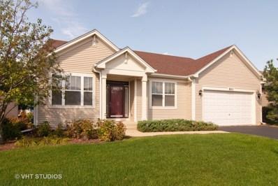 803 Bohannon Circle, Oswego, IL 60543 - #: 10515710