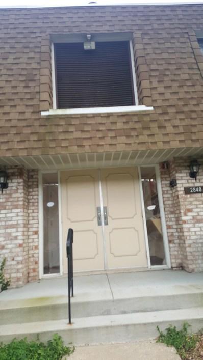 2840 Mitchell Drive UNIT 8, Woodridge, IL 60517 - #: 10515951