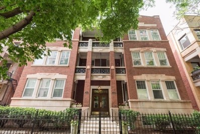 448 W Wrightwood Avenue UNIT 2, Chicago, IL 60614 - #: 10516079