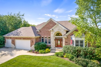 1058 Chateau Bluff Lane, West Dundee, IL 60118 - #: 10516328