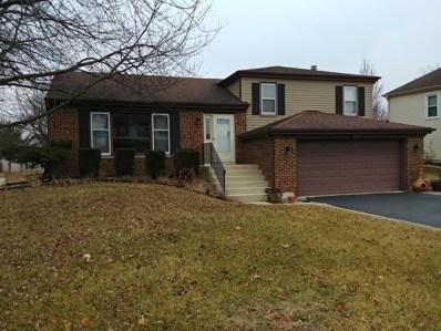 1180 Hygate Drive, Roselle, IL 60172 - #: 10516406