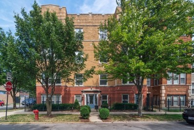 3532 W Palmer Street UNIT G1, Chicago, IL 60647 - #: 10516448