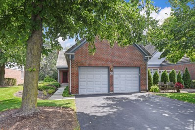 45 Thornhill Court, Burr Ridge, IL 60527 - #: 10516552