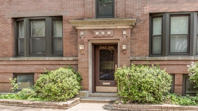 2943 N Sheffield Avenue UNIT 2, Chicago, IL 60657 - #: 10517324